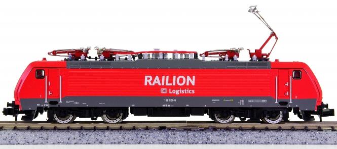 Minitrix 12357 – Mehrsystem-Elektrolok BR 189 der DB Railion