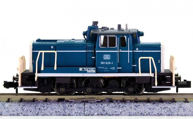 Minitrix 12098 – Rangier-Diesellok BR 361 der DB