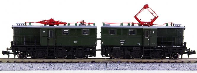 Brawa 1210 (N) – Doppel-Elektrolokomotive BR E 95 der DRG