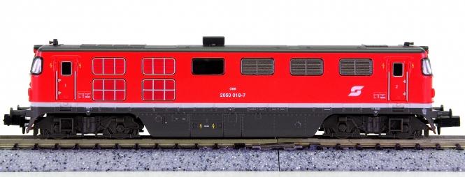 Arnold HN2152 – Mehrzweck-Diesellok BR 2050 der ÖBB