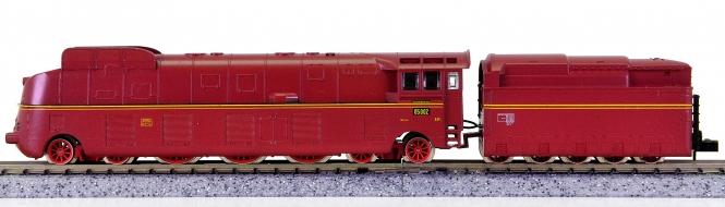Arnold 2217 – Schlepptender-Dampflok BR 05 der DRG, vollverkleidet
