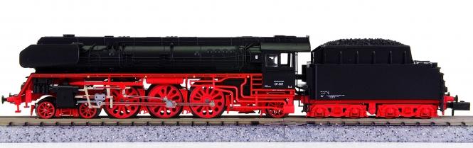 Arnold 72524 – Schlepptender-Dampflok BR 01 der DR (DDR)