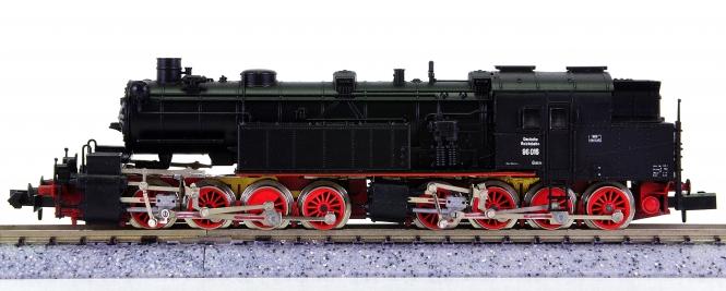 Arnold 2275 – Tender-Dampflok BR 96 (ex Gt 2x4/4) Bauart Mallet der DRG