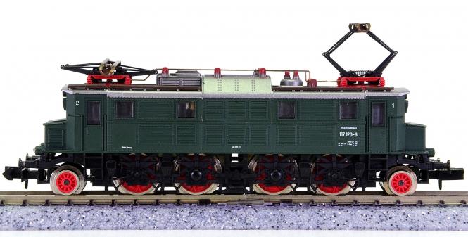 Arnold 2456 – Elektrolokomotive BR 117 der DB