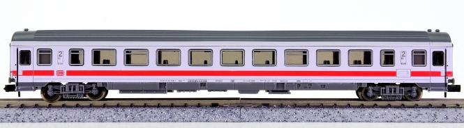 Roco 24480 (N) – 2. Klasse IC-Reisezugwagen Bpmz der DB AG