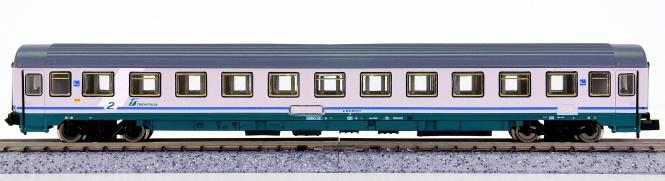 Roco 24435 (N) – 2. Klasse Eurofimawagen in XMPR-Lackierung der FS