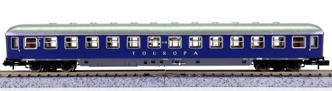 Roco 24310 (N) – 2. Klasse Liegewagen TOUROPA der DB