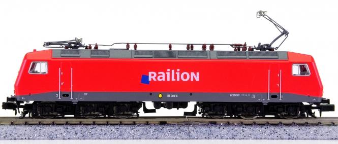 Arnold HN2168 – Mehrzweck-Elektrolok BR 156 der DB Railion