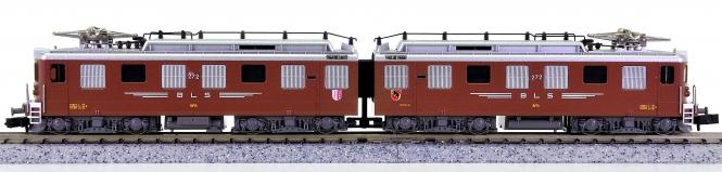 Hobbytrain (Kato) 11881 (N) – Doppel-Elektrolok BR Ae 8/8 der BLS
