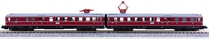 Kato 10708 (N) – 2-teiliger Elektro-Triebzug BR ET 25 der DB
