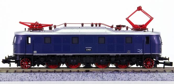 Fleischmann 7319 (N) - Elektrolok BR E19 der DB