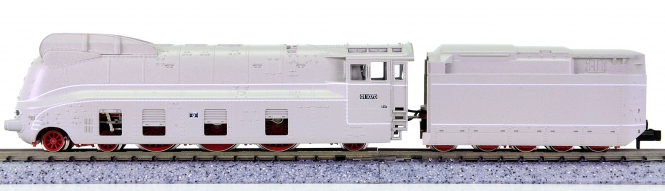 Fleischmann 7805 (N) - Schlepptender-Dampflok BR 01.10 der DRG