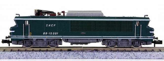 Fleischmann 7360 (N) – Elektrolok BR BB-15000 der SNCF