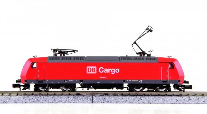 Fleischmann 7320 (N) – Elektrolok BR 145 der DB Cargo