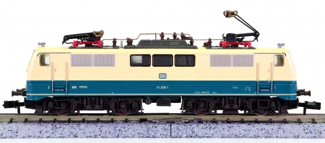 Fleischmann 7348 (N) - Elektrolok BR 111 der DB