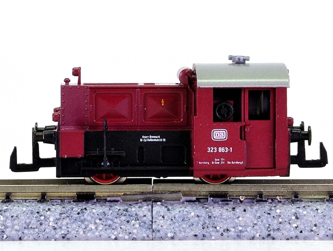 Arnold 2063 – Rangier-Diesellok BR 323 (Köf II) der DB