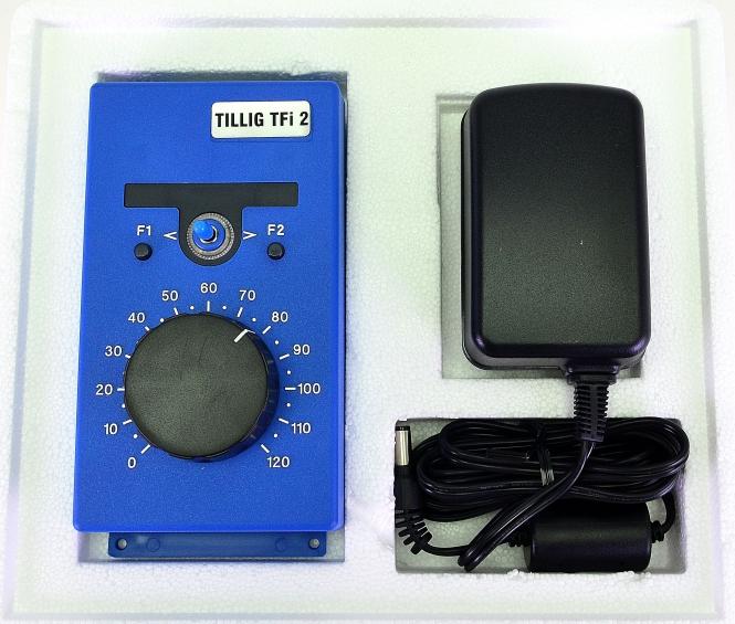 Tillig 08131 - Fahrregler TFi2, analog, mit Impulsbreiten-Steuerung