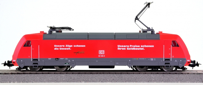 Piko 59100 – Schnellzug-Elektrolok BR 101 der DB AG