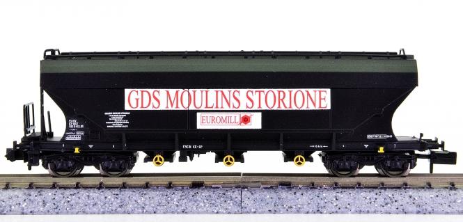 """Arnold HN6111 – Silowagen """"GDS Moulins de Storione"""" der SNCF"""
