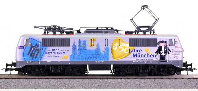 Roco 63695 – Schnellzug-Elektrolok BR 111 der DB AG