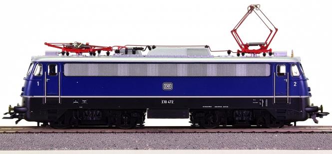 Roco 43791 – Schnellzug-Elektrolok BR 110 der DB