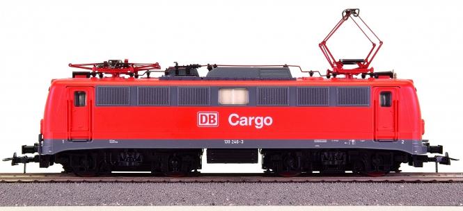 Roco 43386 – Elektrolok BR 139 der DB Cargo