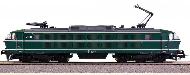 Roco 72666 – Elektrolok BR 20 der SNCB, digital (DCC) + Sound