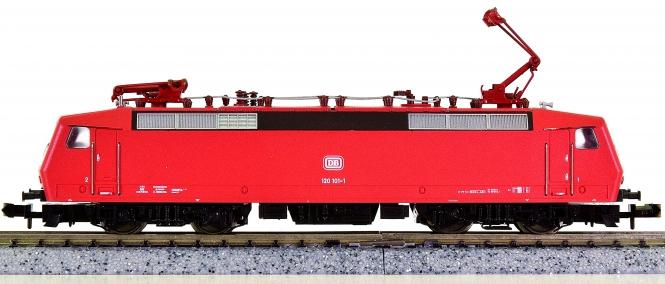 Minitrix 12133 – Mehrzweck-Elektrolok BR 120 der DB