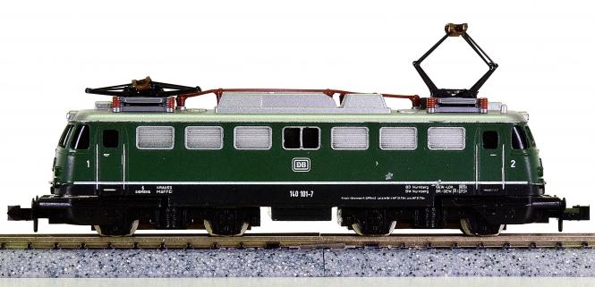 Minitrix 51 2932 00 – Güterzug-Elektrolok BR 140 der DB
