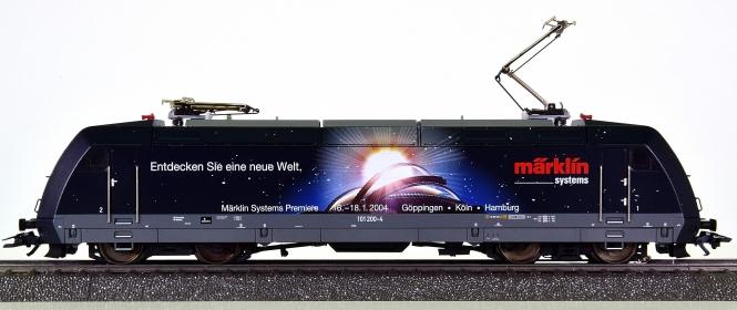 """Märklin 37385 – Elektrolok """"Märklin System"""" BR 101 der DB AG, digital"""