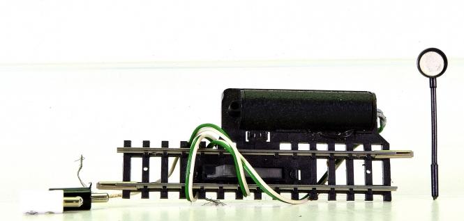 Minitrix 14969 – Entkupplungsgleis, mit elektrischem Antrieb