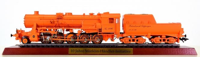 Märklin 37155 – Schlepptender-Dampflok BR 52 der DRG, digital (MM)