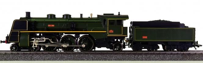 Märklin 3317 – Schlepptender-Dampflokomotive Serie 231 A der SNCF