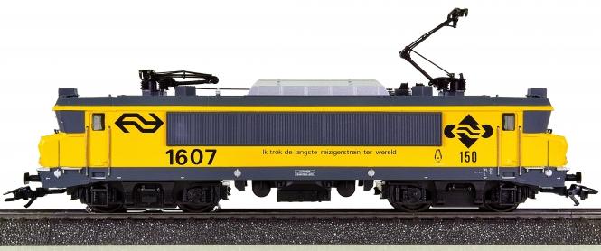 """Märklin 3326 – Schnellzug-Elektrolok Serie 1600 """"Vlissingen"""" der NS"""