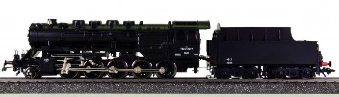 Märklin 3414 – Schlepptender-Dampflokomotive Serie 150 Z der SNCF