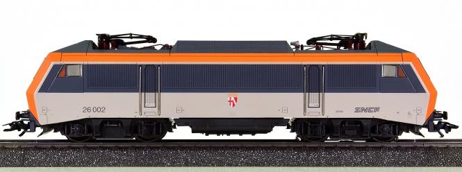 "Märklin 3334 – Mehrzweck-Elektrolok Serie BB 26000 ""Souffelweyersheim"" der SNCF"