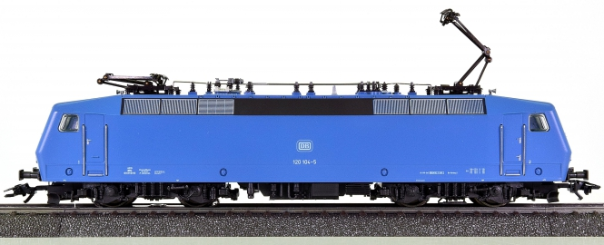 "Märklin 3173 – Elektrolokomotive BR 120 der DB, ""Aprilscherz-Lok"""