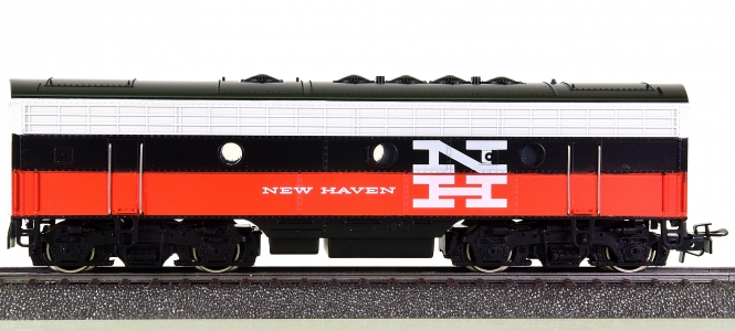 Märklin 4062 – Diesellokomotive (B-Unit) EMD F7 der New Haven, Dummy
