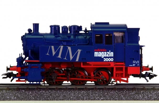 Märklin 33042 – Rangier-Tenderdampflok BR 80, digital (Delta)