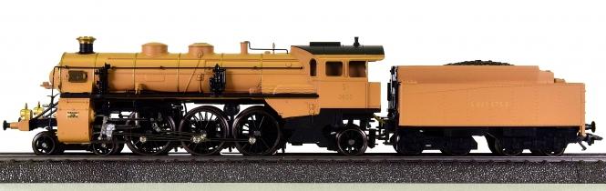 Märklin 33185 – Schlepptenderlok Reihe S 3/6 der K.Bay.Sts.B., digital (Delta)