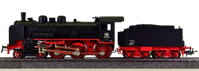 Märklin 0112 (3099) – Schlepptender-Dampflok BR 38 der DB