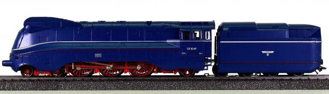 Märklin 3489 – Schlepptender-Dampflok BR 03.10 der DRG, digital (Delta)