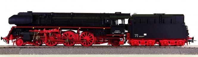 Roco 72135 – Schlepptender-Dampflok BR 01 der DR (DDR), digital + Sound