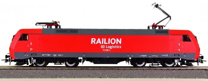 Roco 62700 – Mehrzweck-Elektrolok BR 152 der Railion (DB Logistics)