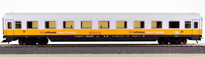 Fleischmann 5678 K – 1. Klasse Ergänzungswagen Lufhansa Airport Express der DB