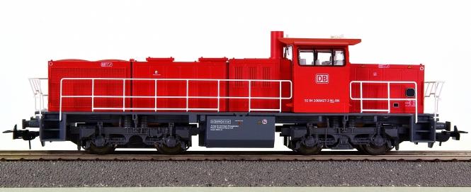 Piko 59114 – Diesellok BR G 1206 der DB AG, digital + Sound