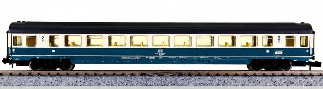 Minitrix 51 3097 00 – Schnellzug-Großraumwagen 2. Kl. der DB