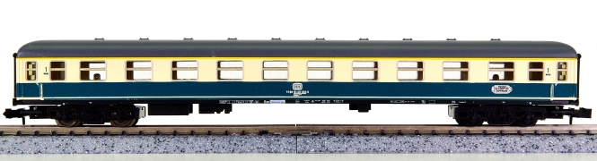 Minitrix 51 3111 00 – Schnellzug-Großraumwagen 1. Kl. der DB