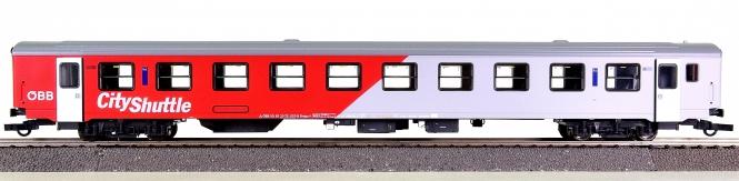 """Roco 64013-1 – 2. Klasse Nahverkehrswagen """"City Shuttle"""" der ÖBB"""