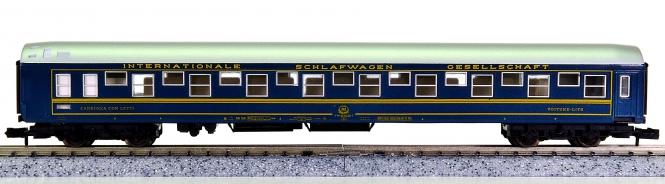 Fleischmann 8114 (N) – Schlafwagen Typ T2 der CIWL
